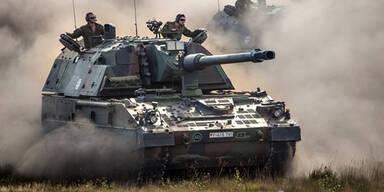 Panzer Deutschland Bundeswehr