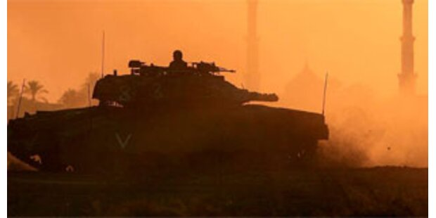 Israel tötet Leibwächter Kureias
