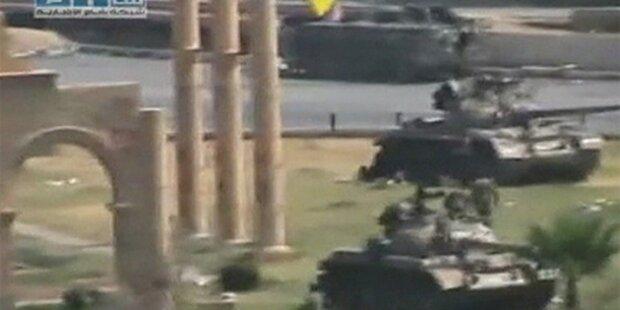 UNO besorgt über Gewalt in Syrien