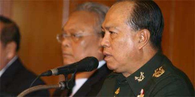 Thailändisches Parlament vor Auflösung