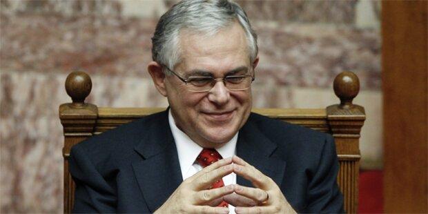 Griechen-Premier Papademos