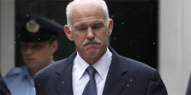 Griechen-Premier bleibt im Amt