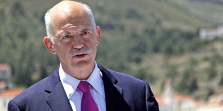 Griechenland ersucht um Finanzhilfe