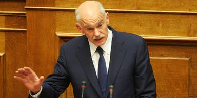 Griechen-Premier zieht Kopf aus Schlinge