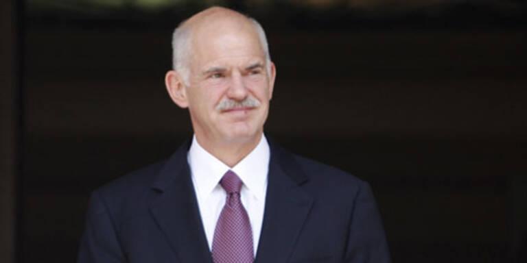 Papandreou gegen vorgezogene Neuwahlen