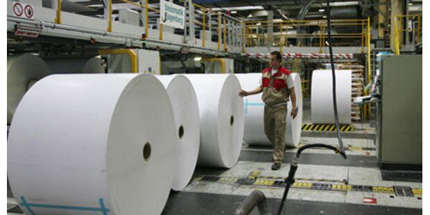 Ende für Papierfabrik ist fix