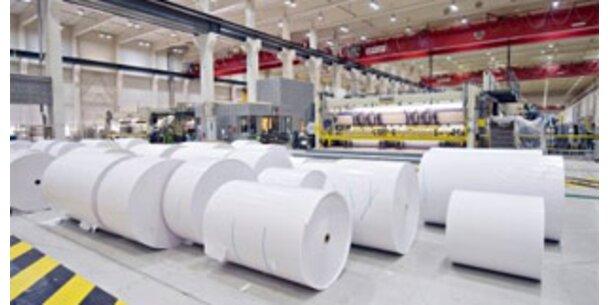 Aus für Papierfabrik M-real in Hallein