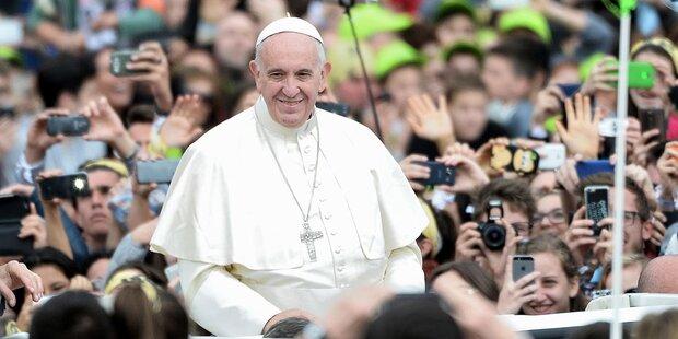 Papst bei Twitter beliebt wie nie