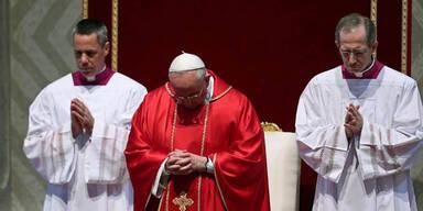 Papst schenkte kranken Kindern 150 Ostereier