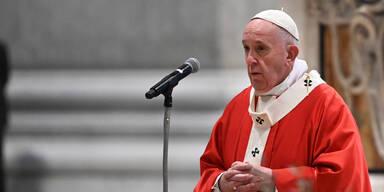 """Papst zu Hagia Sophia: Empfinde """"großen Schmerz"""""""