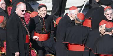 Kardinäle Papst