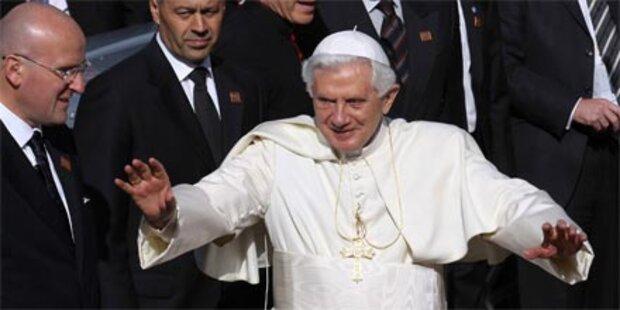 Attentat auf den Papst verhindert