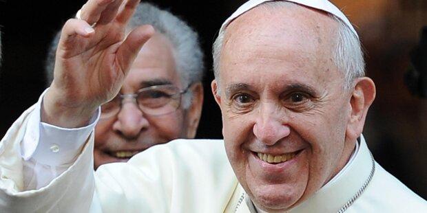 Papst ordnet Fastentag für den Frieden an
