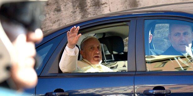 Vier Kilo Kokain in Vatikan-Auto entdeckt