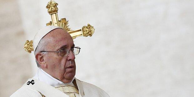 Rahimi traf den Papst