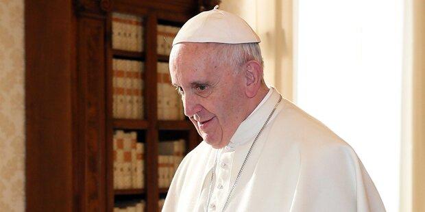 Papst Franziskus in Spionage-Skandal verwickelt