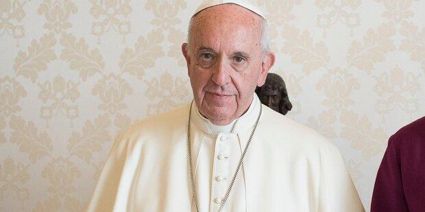 Papst offiziell eingeladen
