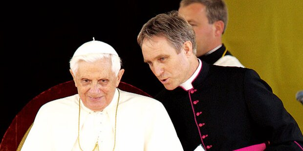 Benedikt kehrt in den Vatikan zurück