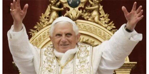 Papst gegen Materialismus und Nihilismus