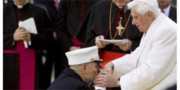 Papst gedachte am