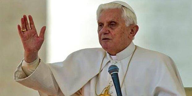 Papst vor Treffen mit Missbrauchsopfern