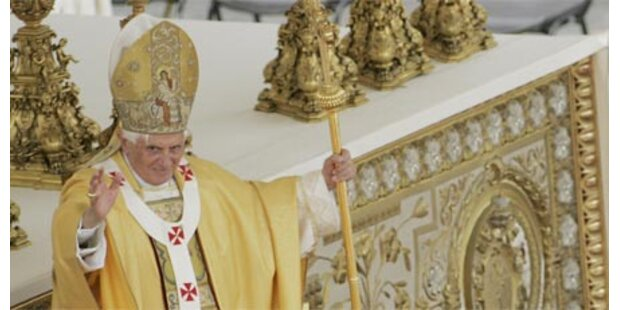 Islamisten planen Anschlag auf Papst