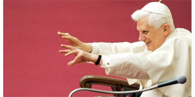 Papst-CD wurde im Vatikan präsentiert