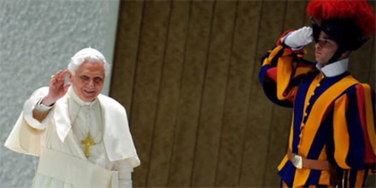 London brüskiert Papst mit Witz-Email