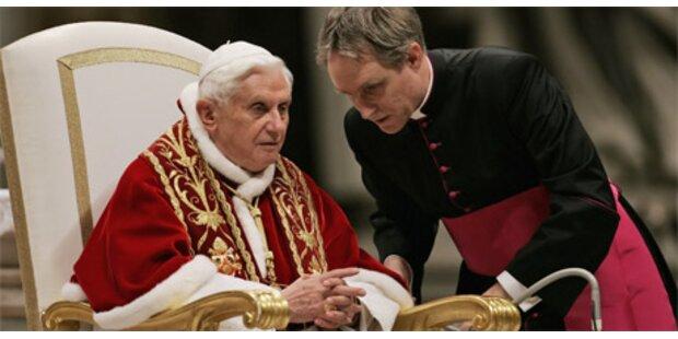 Papst kündigt Israel-Reise an