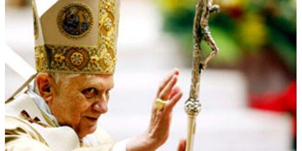 Der Papst im Fernsehen
