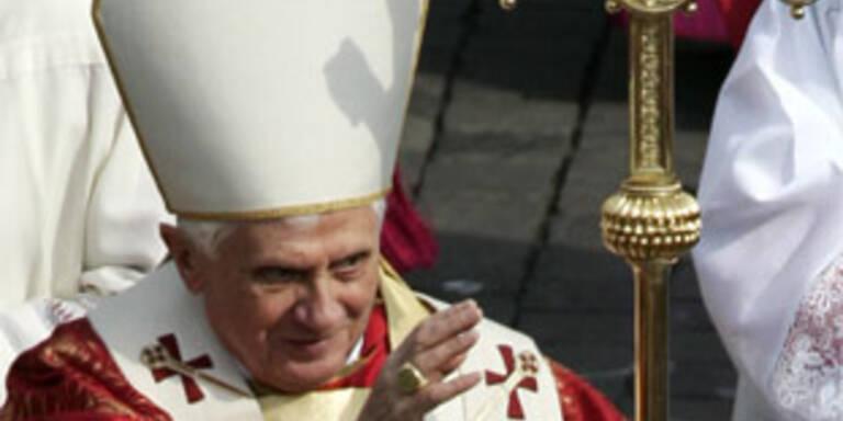 Plant der Papst wieder eine Deutschlandreise?