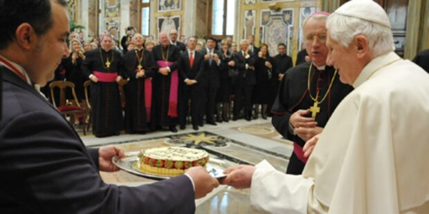 Skandal überschattet Papst-Geburtstag