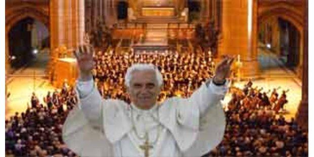China lässt Philharmoniker für Papst spielen