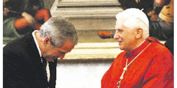 Die Höhepunkte der Papst-Reise