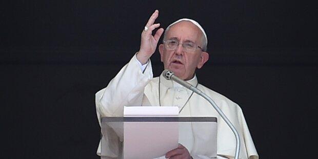 Papst erlaubt Vergebung bei Abtreibung