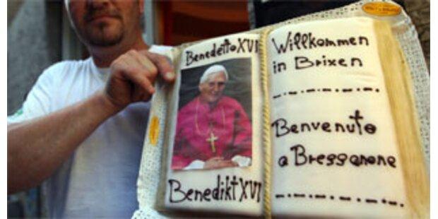 Papst verbringt Ferien in Südtirol