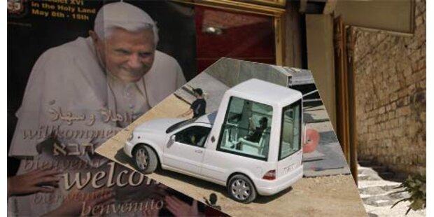 80.000 Polizisten schützen Papst