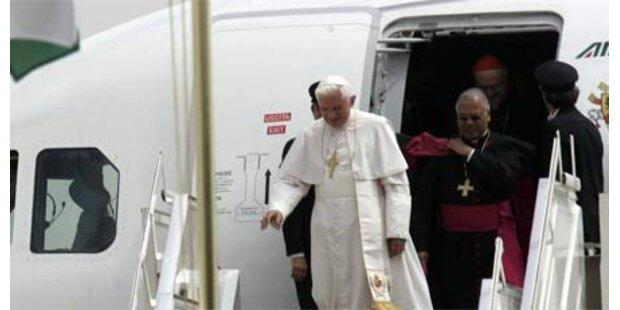 Papst spricht Moslems tiefen Respekt aus