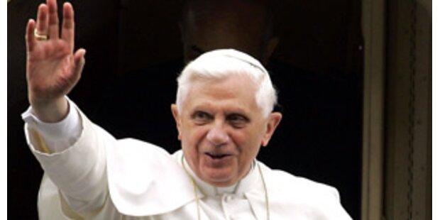 Erste Papstrede im Wortlaut