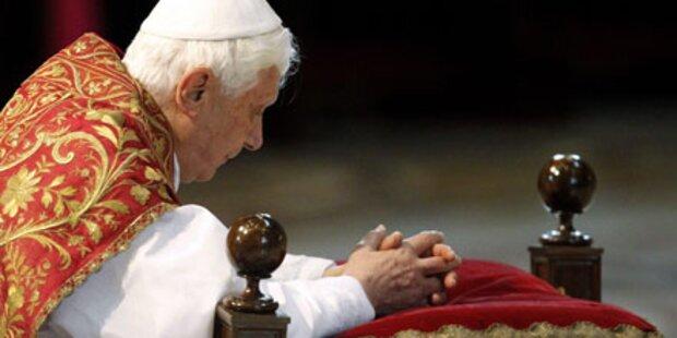 Papst gedenkt Leiden und Sterben Jesu