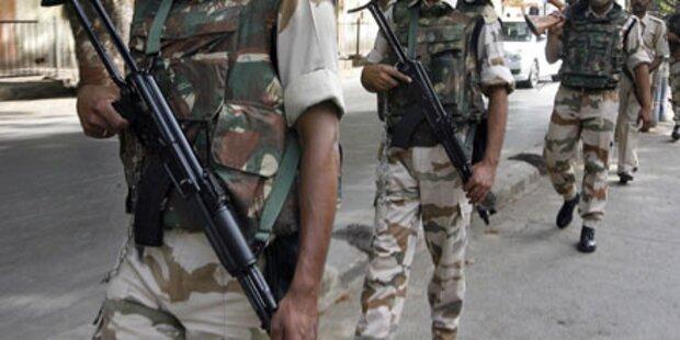 Maoisten-Rebellen töten 70 Polizisten