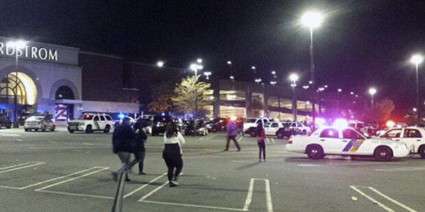 Schüsse in New Yorker Einkaufszentrum