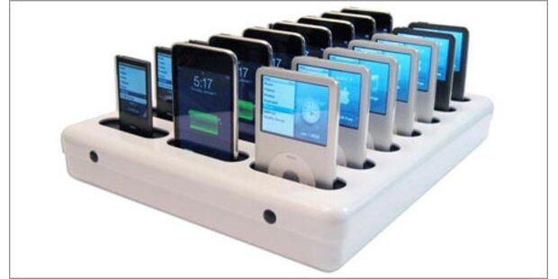 Docking Station für 20 Apple-Geräte