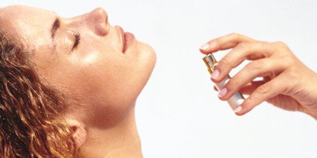 Parfum soll bei Partnersuche helfen