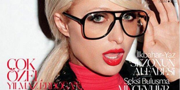 Paris Hilton: Covershooting für Vogue Türkei