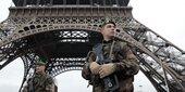 Wegen Anschlägen: Pariser Tourismus bricht ein