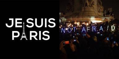 So trauert das Netz um die Opfer von Paris