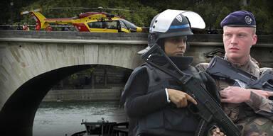 Vier tote Polizisten: Anti-Terror-Ermittlungen begonnen