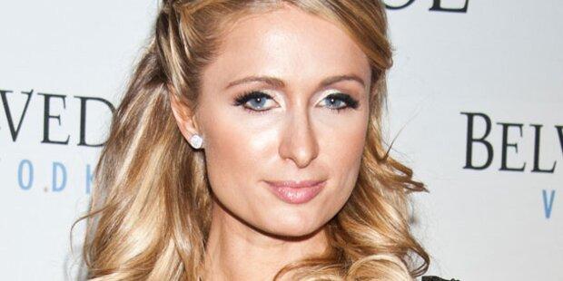Paris Hilton: Fauxpas in Cannes