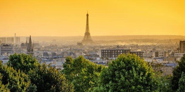 Eine Nacht im traumhaften Paris
